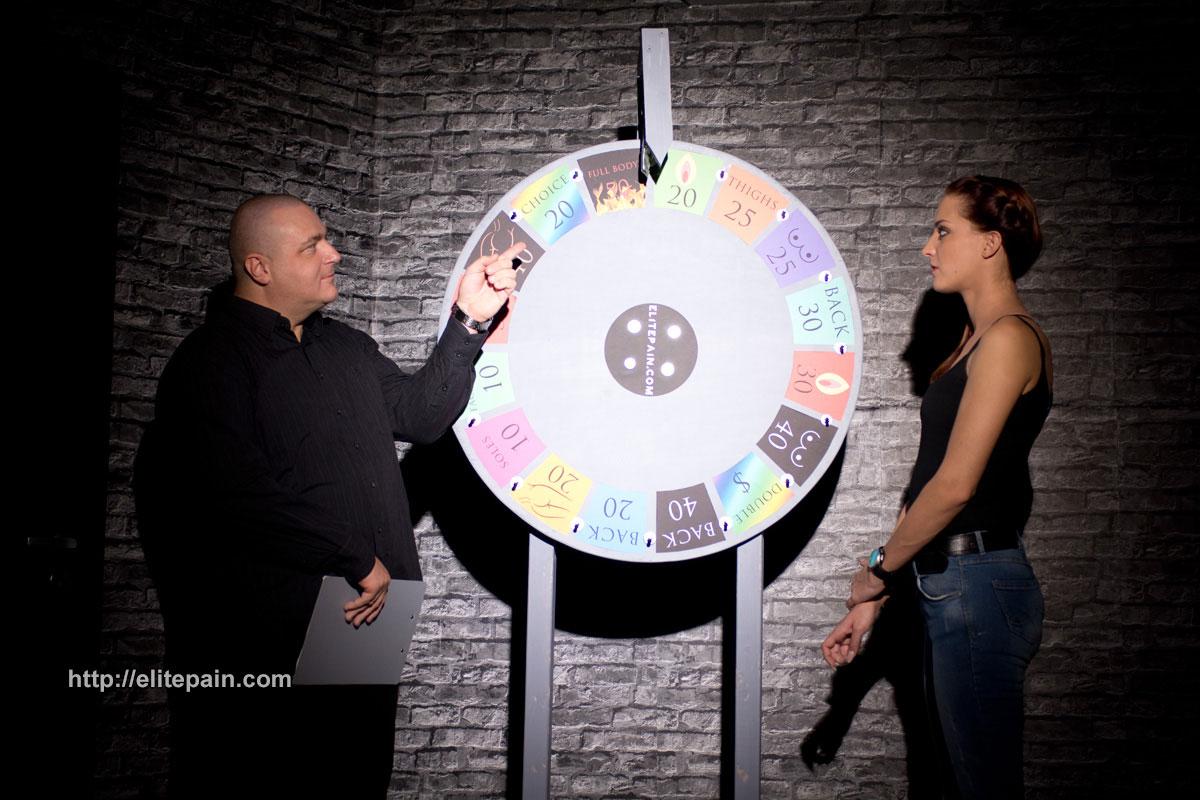 Wheel of Pain - Special Rules | Lyen Parker